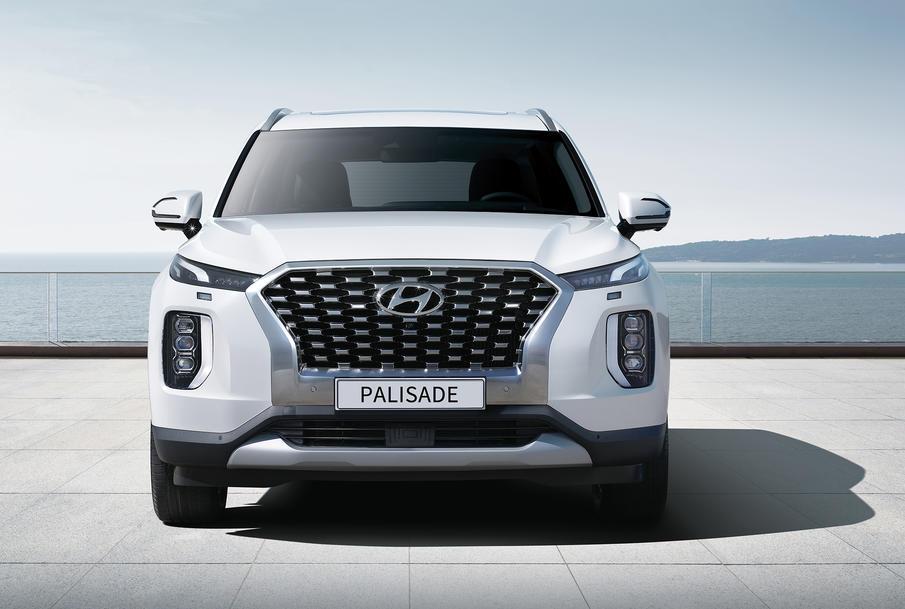 现代帕里斯帝预售31万起 中大型7座SUV,途昂/探险者的直接对手