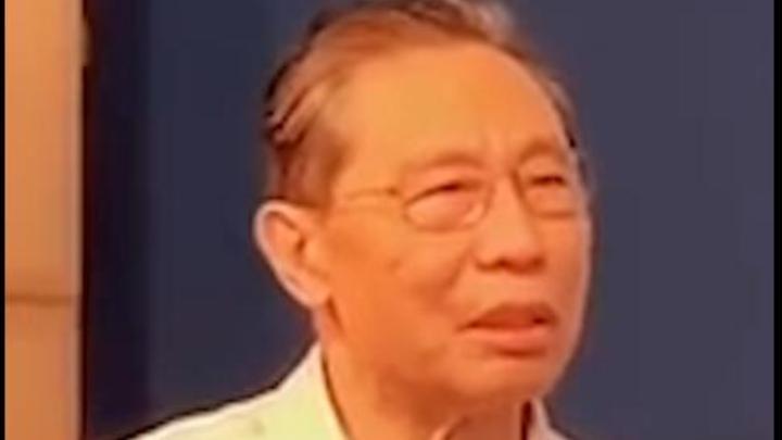 """广州医科大学附属第一医院教师节活动上,钟南山谈起""""教师精神"""""""