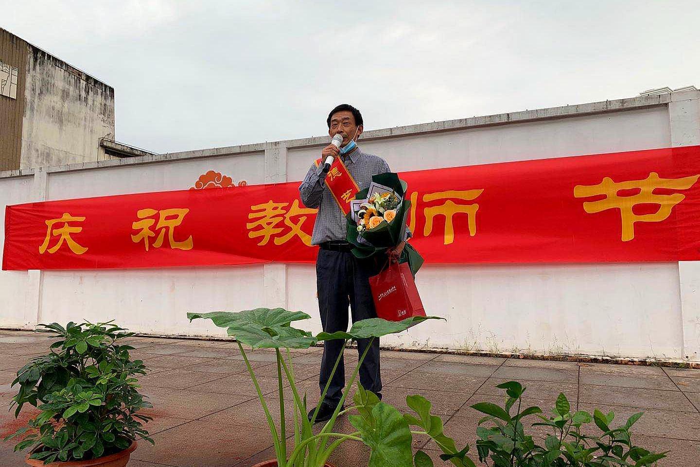 <strong>武汉白玉山中学 教师节蓝绿结对项目 帮</strong>