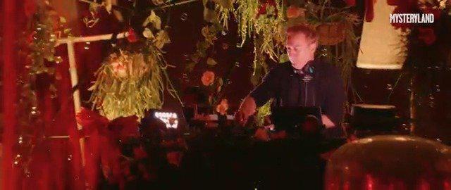 Paul van Dyk最新出演2020年Mysteryland线上音乐节现场首播!