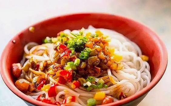 江西最好吃的10大米粉,本地人视为美味,外地食客吃完称赞