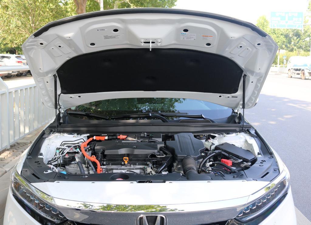 动力强还省油,金九银十购车推荐 雅阁锐·混动对比凯美瑞双擎