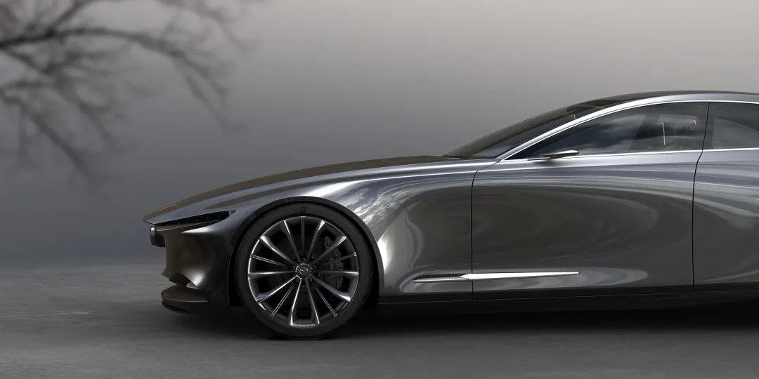 后驱+六缸,新一代马自达6最新消息曝光,是时候存钱了!