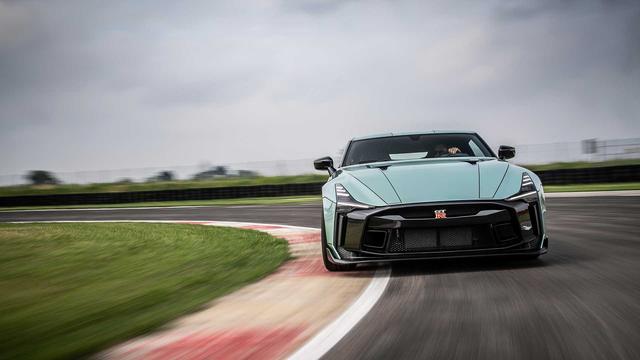 日产GT-R最终版将于2022年推出,限量20台