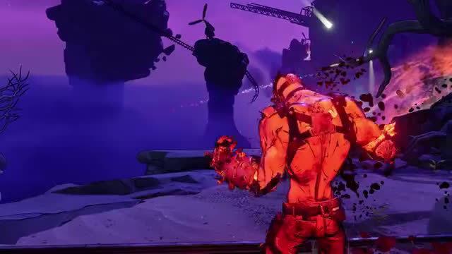 """《无主之地3》第四部DLC""""狂人克里格脑内高潮大作战""""上线"""