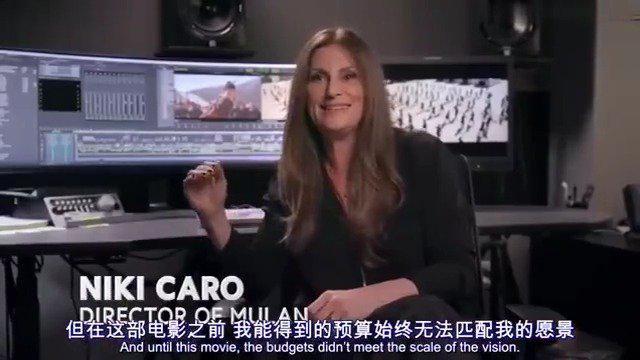 花木兰里刘亦菲表演不错 ,多位奥斯卡影后金球奖影后都有夸赞……