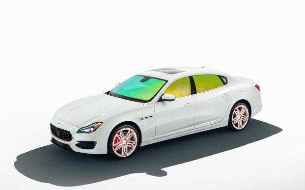 """""""仅此一台""""的孤品,玛莎拉蒂发布Fuori特别定制版车型发布"""