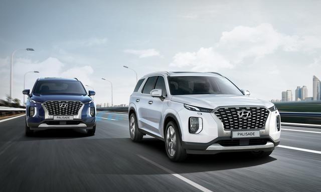现代帕里斯帝震撼上市,开启大型SUV家庭出行新时代