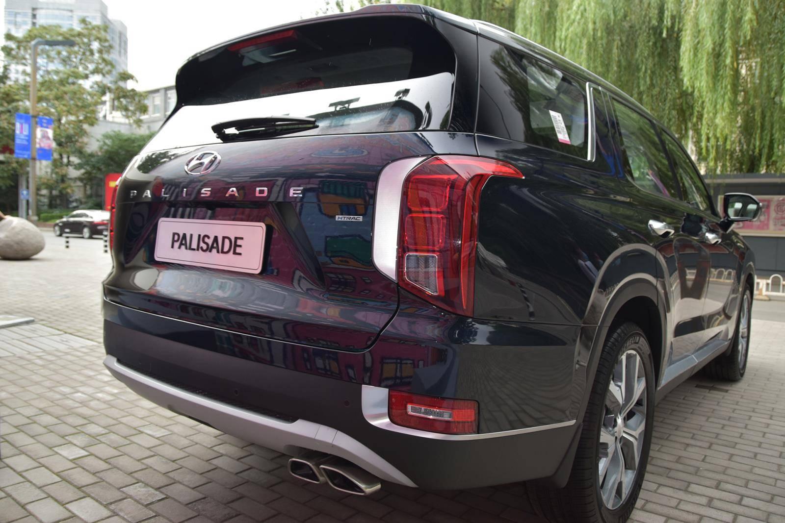 标配V6动力/仅线上销售 进口现代中大型SUV帕里斯帝预售31万起
