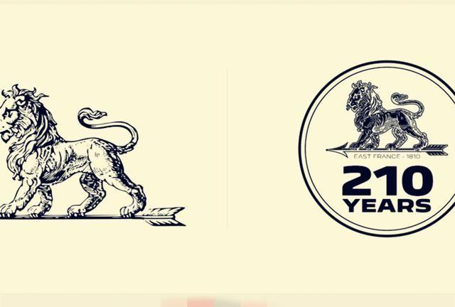 标致终于换车标了?210周年纪念车标亮相,网友:我的小狮子呢?
