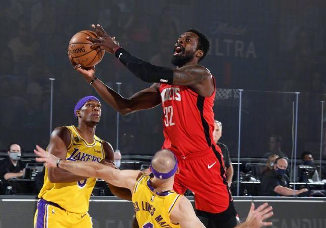 北京时间9月11日,NBA比赛继续进行,湖人和火箭的系列赛G4开打