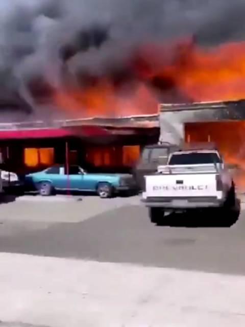 源自加利福尼亚州的山火蔓延在整个美国西海岸……