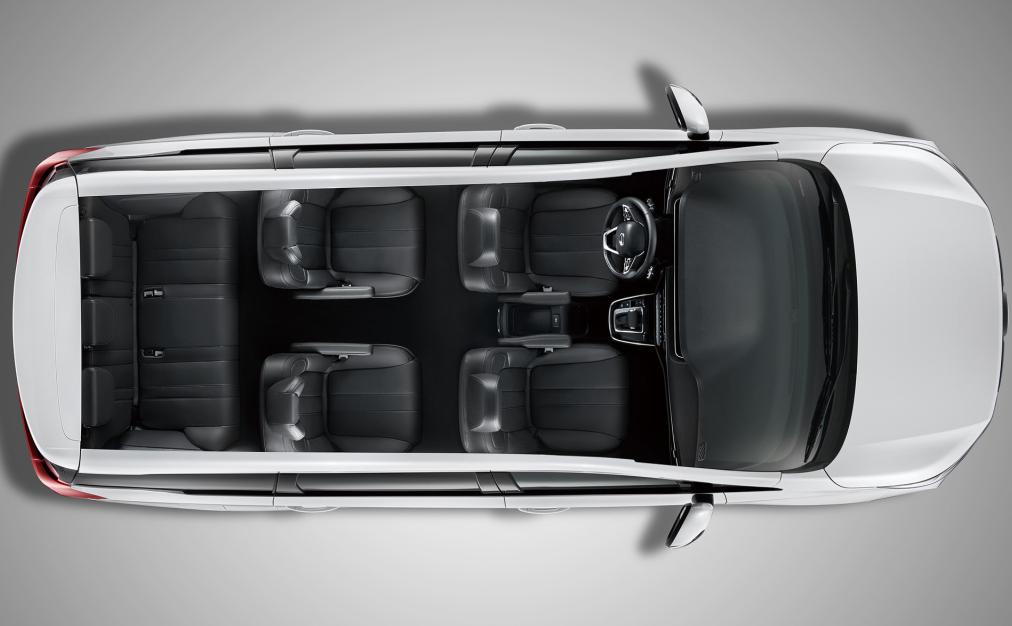 广汽传祺M6正式上市,售10.98万起,提供六座和七座版本!