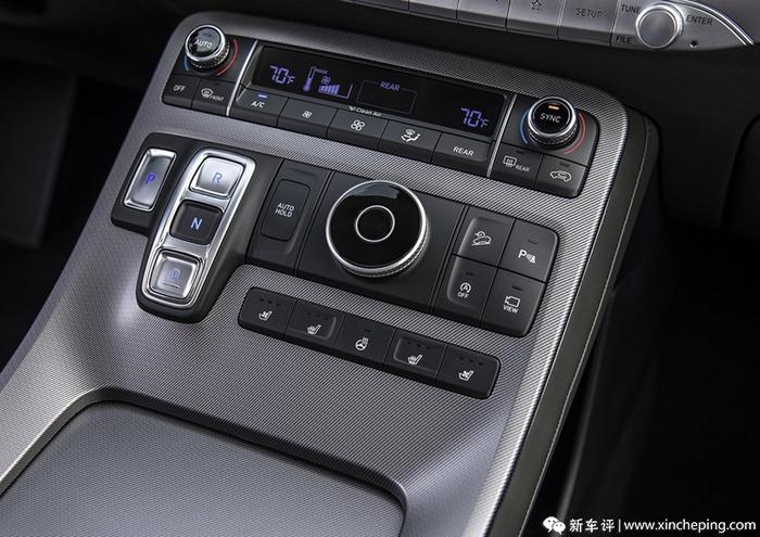 轴距2.9米7座SUV 现代帕里斯帝预售价31-36万元
