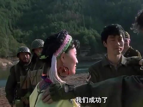 女鬼子到滇西潜伏十几年,无意说出一句日语,高手识破除掉女鬼子