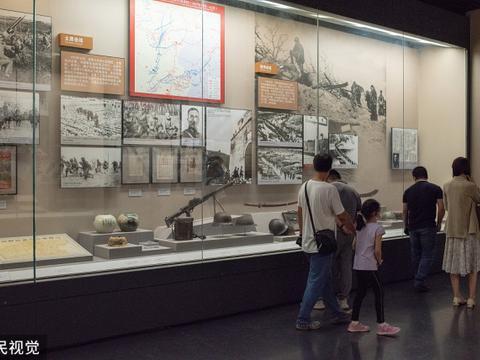 今年是抗战胜利75周年,一组图带你看看抗日战争纪念馆。