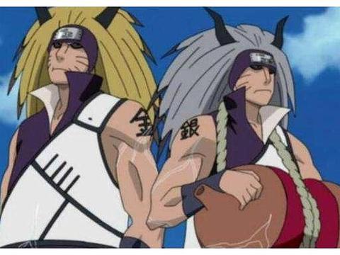 火影:经常一起行动的4对组合,都是感情深厚的兄弟