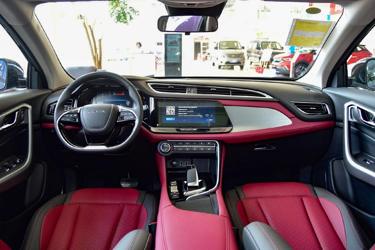 超强造车资源,法系发动机+日系变速箱,新款风神AX7有戏吗?