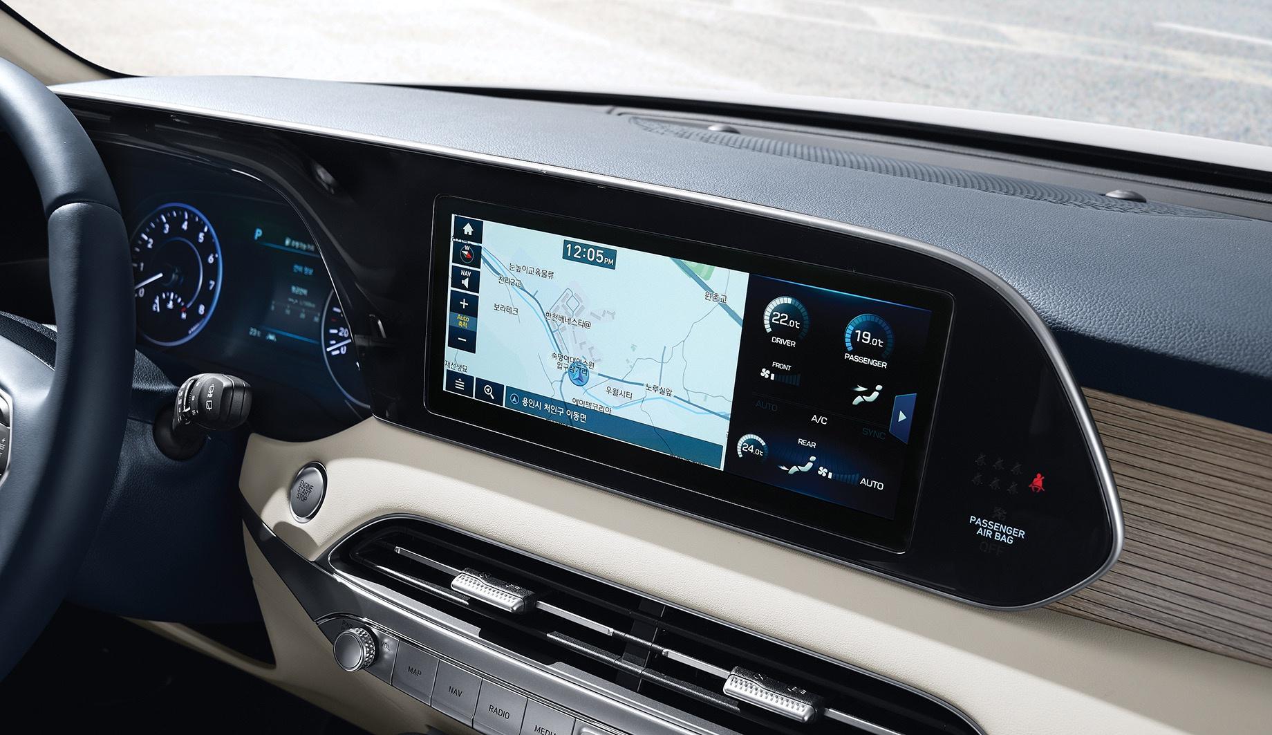 现代帕里斯帝开启预售!31万起搭载3.5L V6发动机!
