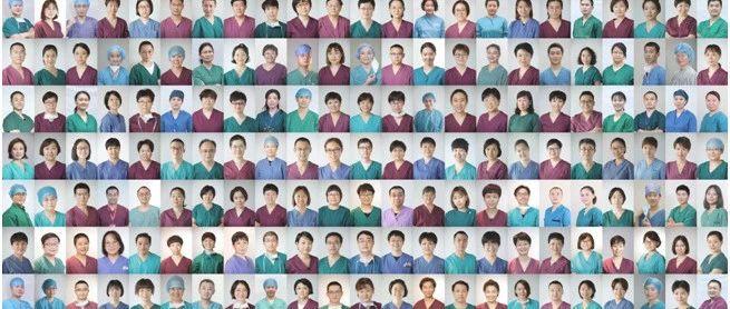 为天使造像 | 中国摄影家协会赴武汉抗击疫情小分队汇报展今日在京开幕