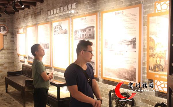柳州市柳城县工人赴贺州市开展职工待遇和休养