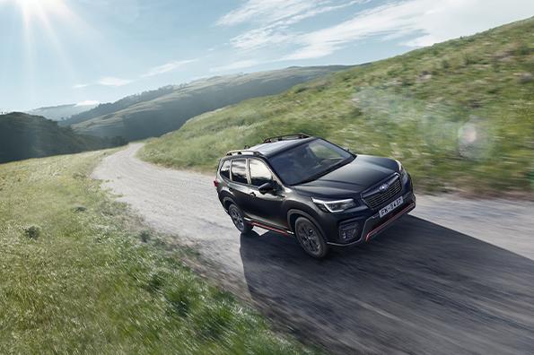 车动态:奔驰轿跑SUV上市;森林人特别版;日产三缸来了