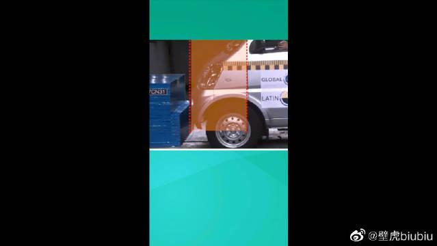 视频:五菱荣光碰撞测试报告,这还是你心中的五棱神车吗