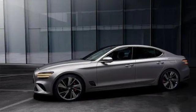 韩系车全面运动化?现代高端品牌新车亮相