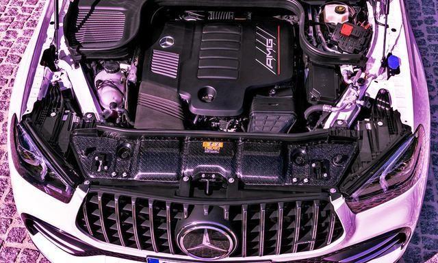 奔驰又一SUV上市,与宝马X6、奥迪Q8一样运动,258马力起步