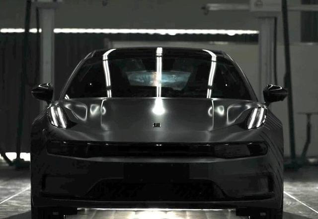 领克08官图曝光 以概念车身份亮相北京车展