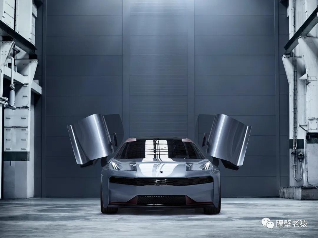 老猿爆料|独家曝光领克首款电动车,外观酷似 Panamera