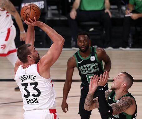 NBA季后赛继续进行,在东部半决赛的抢七大战中,猛龙队87-92不敌凯尔特人队