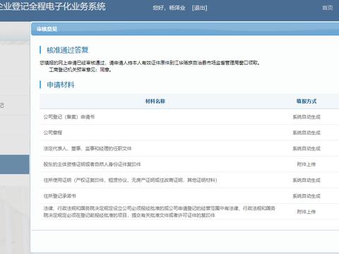 杨泽业创业日记第2篇:注册营业执照