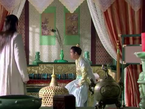 回鹘国公主一见倾心,却吓得段誉不敢与他对视,到底长什么样呢