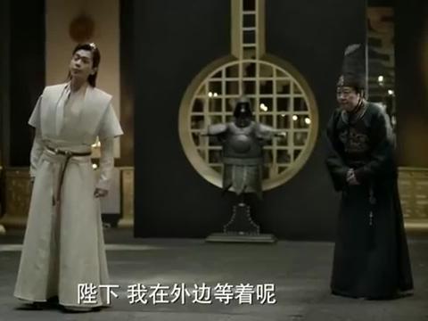庆余年:庆帝钦点八品太常寺协律郎,范闲谢恩却立而不跪