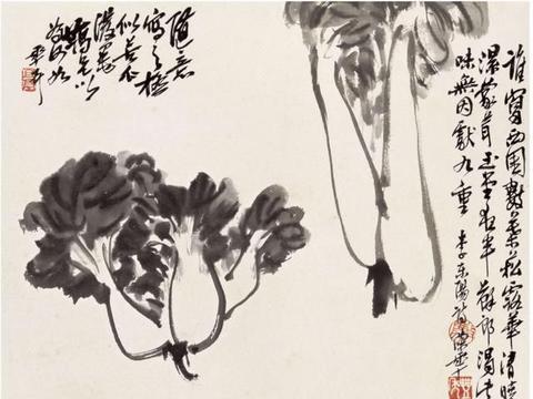 「津门网」本是吴昌硕的徒弟却成了京派代表人物,他就是陈半丁