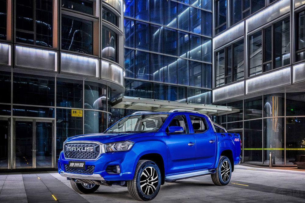 性能进一步升级 上汽大通T70澳洲版正式上市