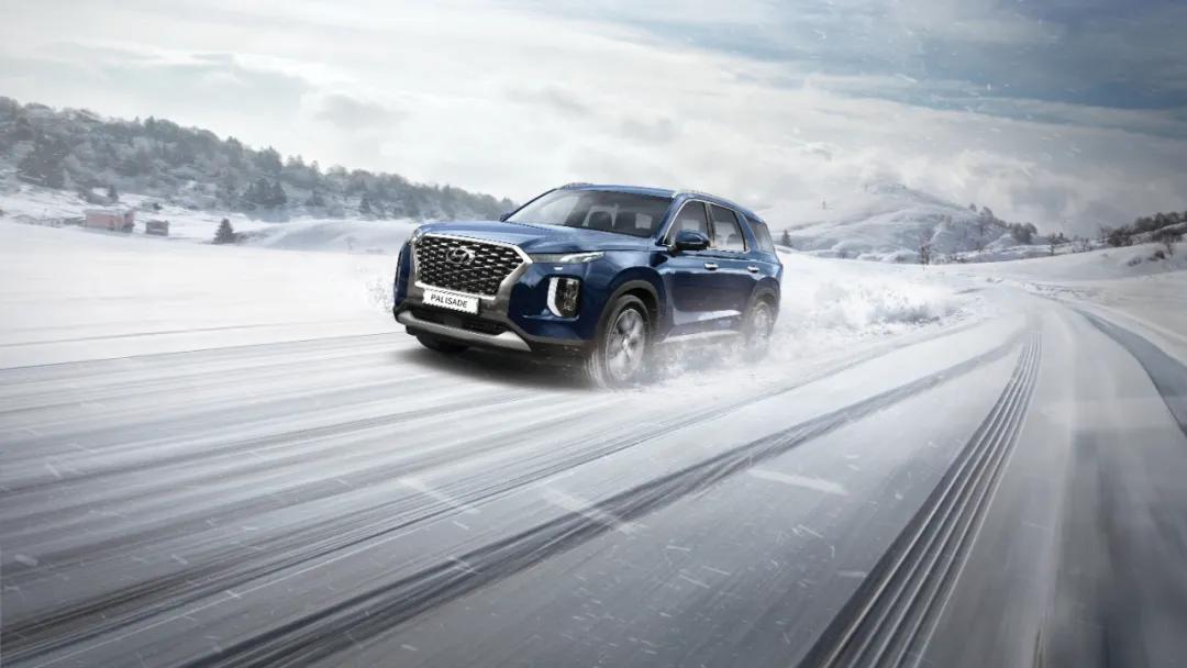 全进口,3.5L发动机,中大型SUV现代帕里斯帝预售31万起