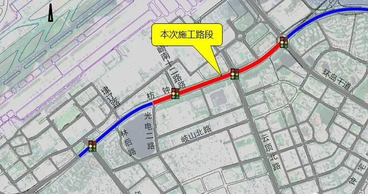9月12日起!厦门这里的交通组织有大变化