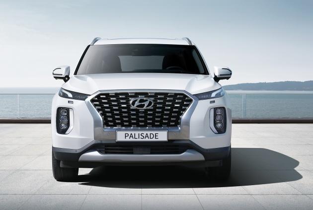【原创】现代帕里斯帝预售31万元起 进口中大型SUV
