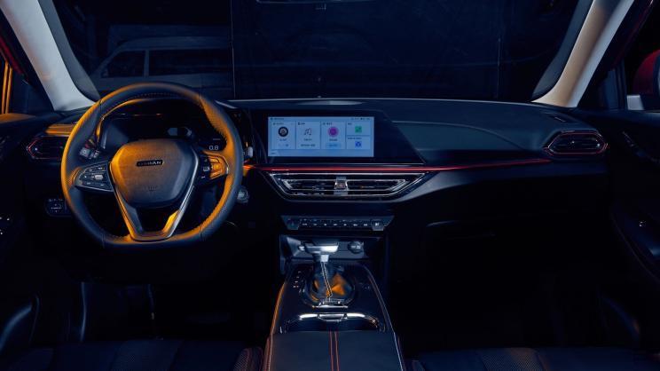 基于长安MPA平台打造,长安欧尚X5将11月中旬上市