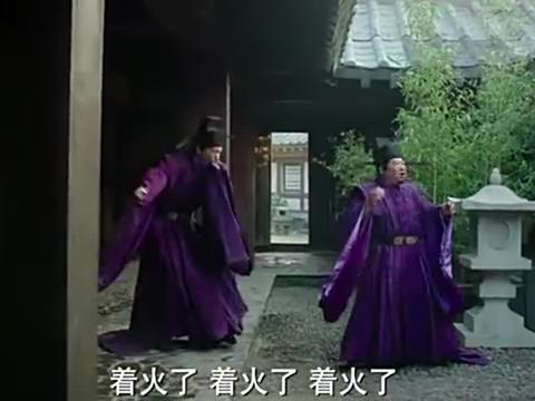 将军在上:刘太傅想陷害范仲淹,便联合小贵子演了一出戏,心机啊