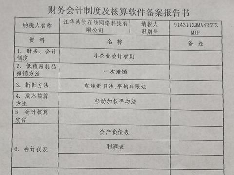 杨泽业创业日记第5篇:税务登记