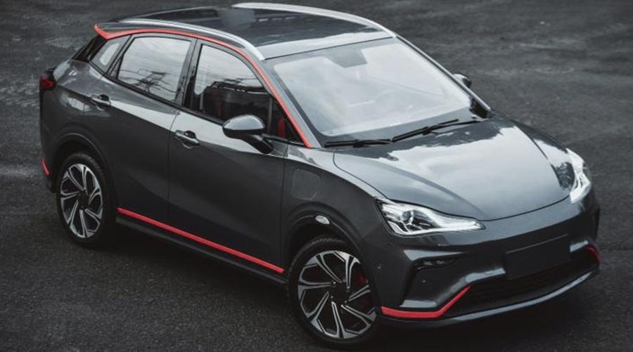 下一代产品雏形首次亮相 哪吒汽车携3款车型亮相