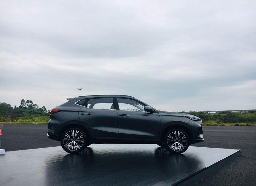 """长安想再造一爆款?这SUV和""""X5""""同名,7.79秒破百,11月上市"""