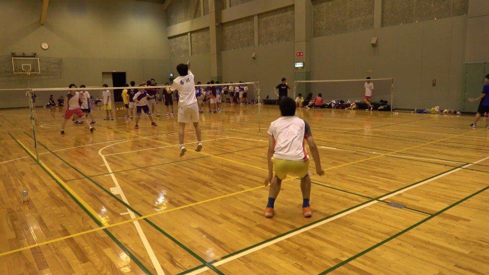 日本初高中的羽毛球队有多强?