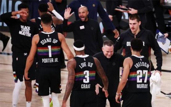 在北京时间今天凌晨结束的NBA西部半决赛中
