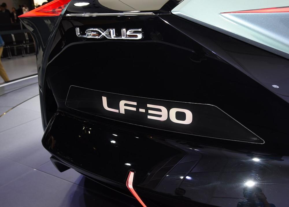 满满的科技感 北京车展三款概念车抢先看