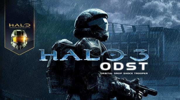 《光环3:地狱伞兵》(Halo 3: ODST)宣传片公开……