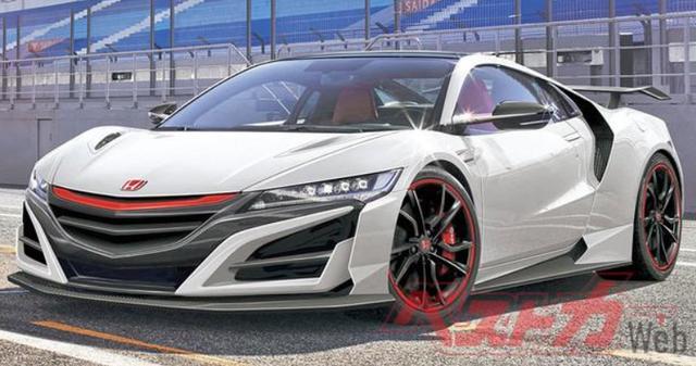 最大功率650马力 讴歌NSX Type R将于2021年发布